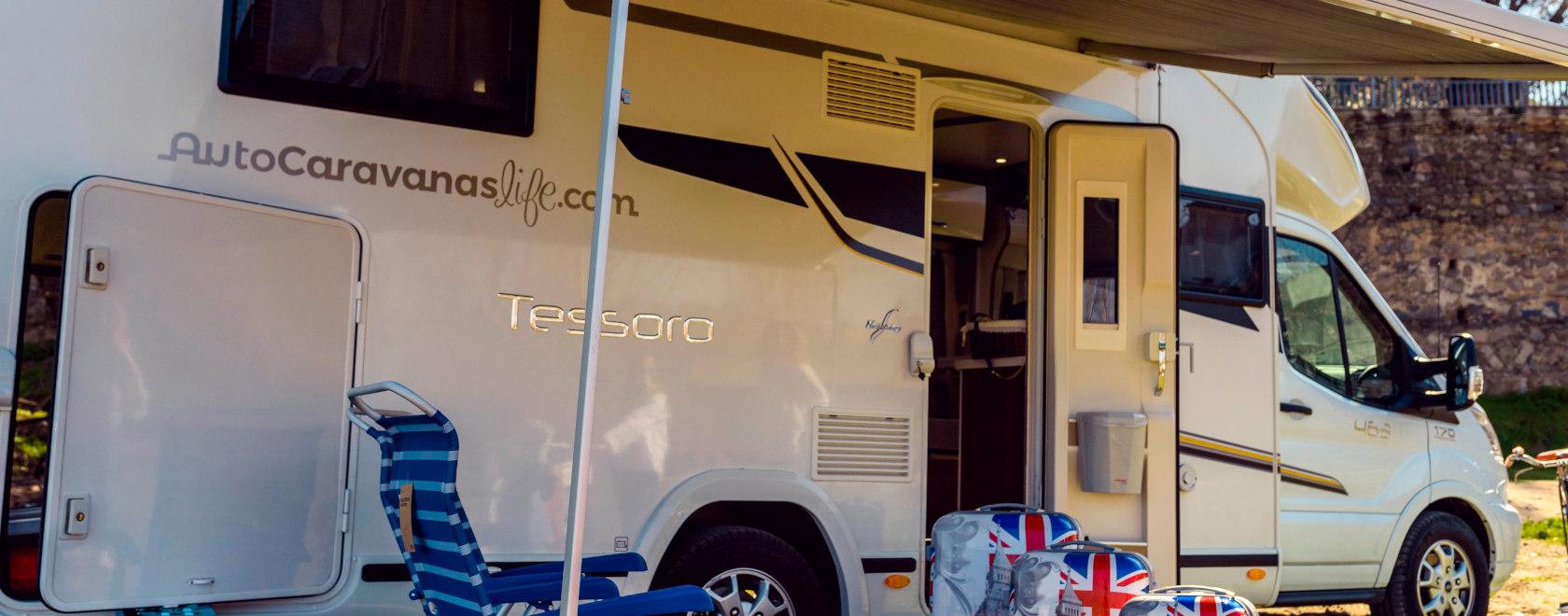 Alquiler de autocaravanas en Toledo